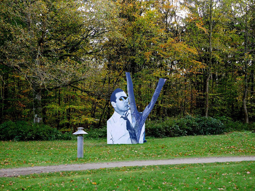 YOU, International Sculpture Park, Silkeborg, Denmark  2017
